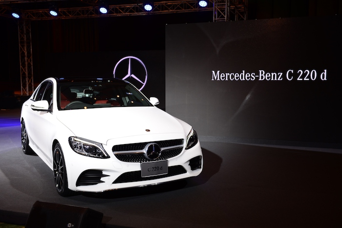 MB C220d CKD Launch 002