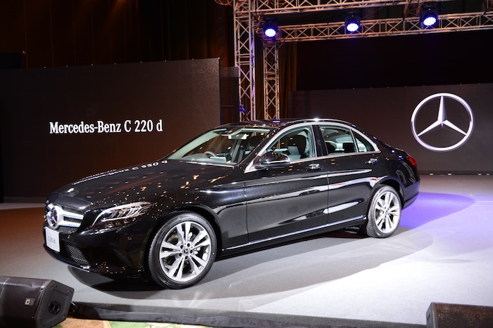 MB C220d CKD Launch 013