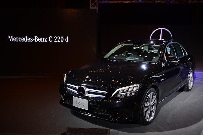 MB C220d CKD Launch 016