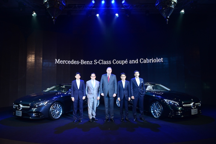 MBTh 560 Coupe and Cabriolet Launch 017