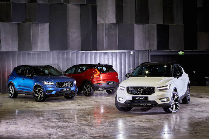 The new Volvo XC40 05