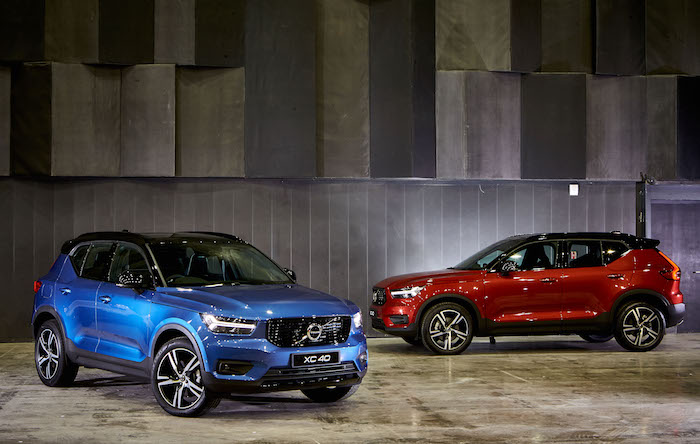 The new Volvo XC40 07