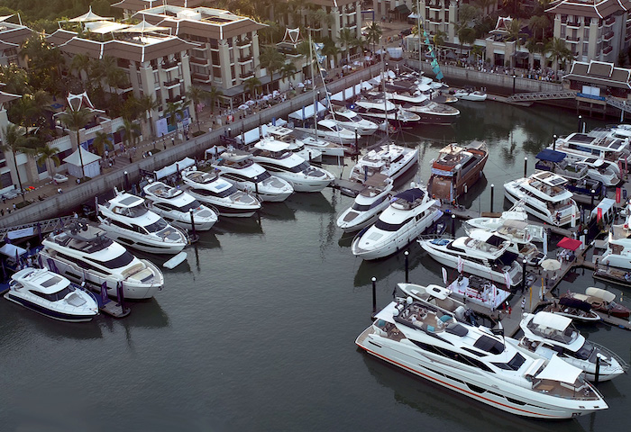 Thailand Yacht Show 2020