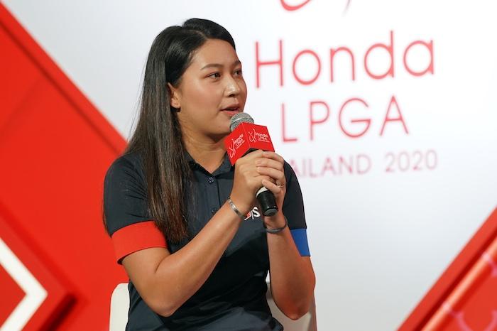 ฮอนด้าแอลพีจีเอไทยแลนด์2020